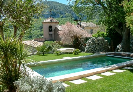 Villa in Mimet, the South of France