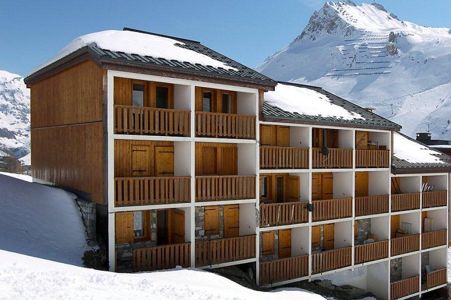 Apartment in France, Tignes