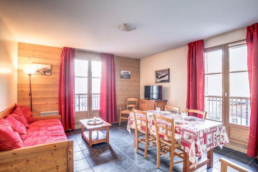 Apartment in France, Saint-Gervais-les-Bains Ouest