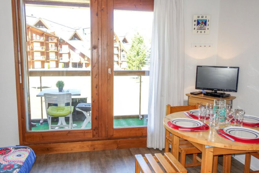 Apartment in France, Les Contamines-Montjoie