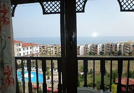 Apartment in Sveti Vlas, Bulgaria: Balcony View St Vlas Apartment