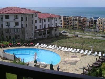 Apartment in Bulgaria, Sveti Vlas: view from apartment