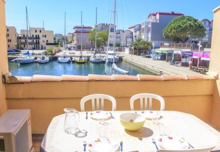 Apartment in Gruissan, the South of France