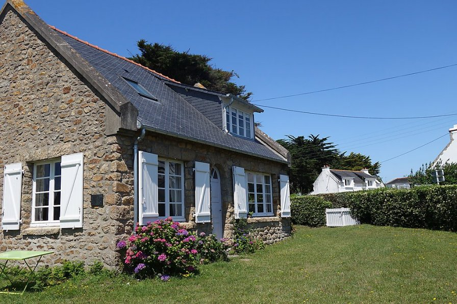 House in France, Saint-Pierre-Quiberon