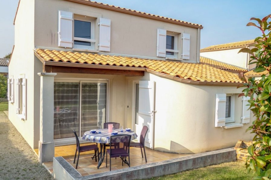 House in France, Vaux-sur-Mer