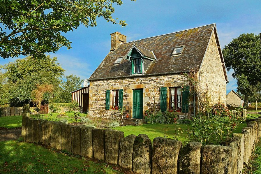 House in France, Cuves