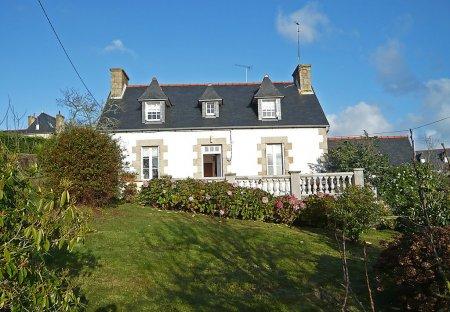 House in Plougrescant, France