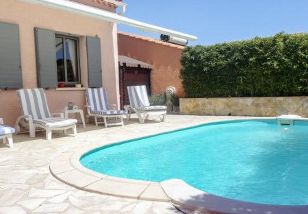 Villa in Cogolin, the South of France