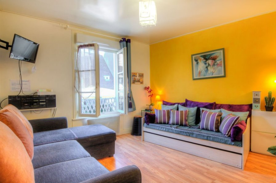 Apartment in France, Deauville
