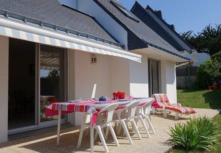 House in La Trinité-sur-Mer, France