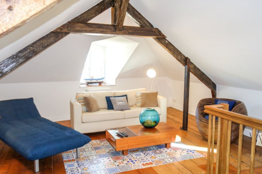 Apartment in France, Saint-Servan Nord