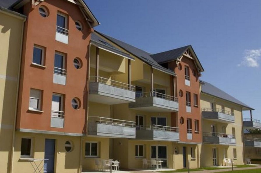 Apartment in France, Grandcamp-Maisy