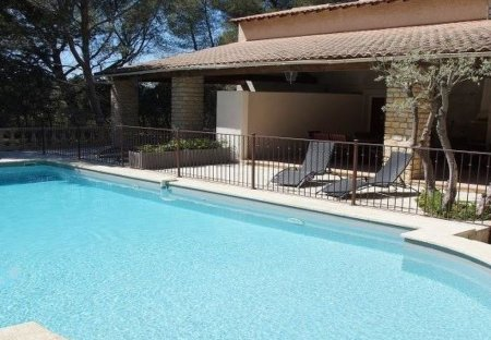 Cottage in Grans, the South of France