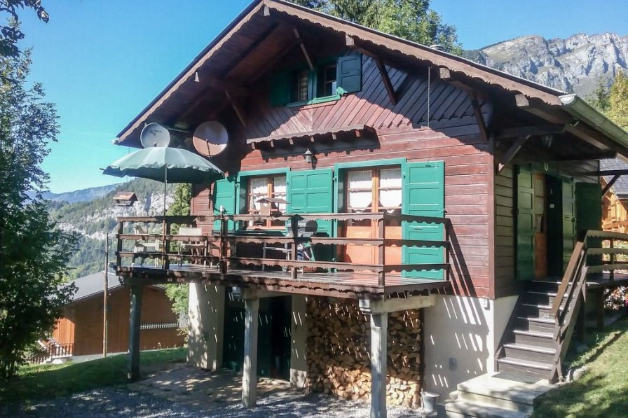 Chalet in France, Sixt-Fer-à-Cheval