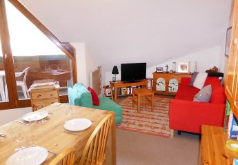 2 bedroom Apartment for rent in Les Contamines-Montjoie