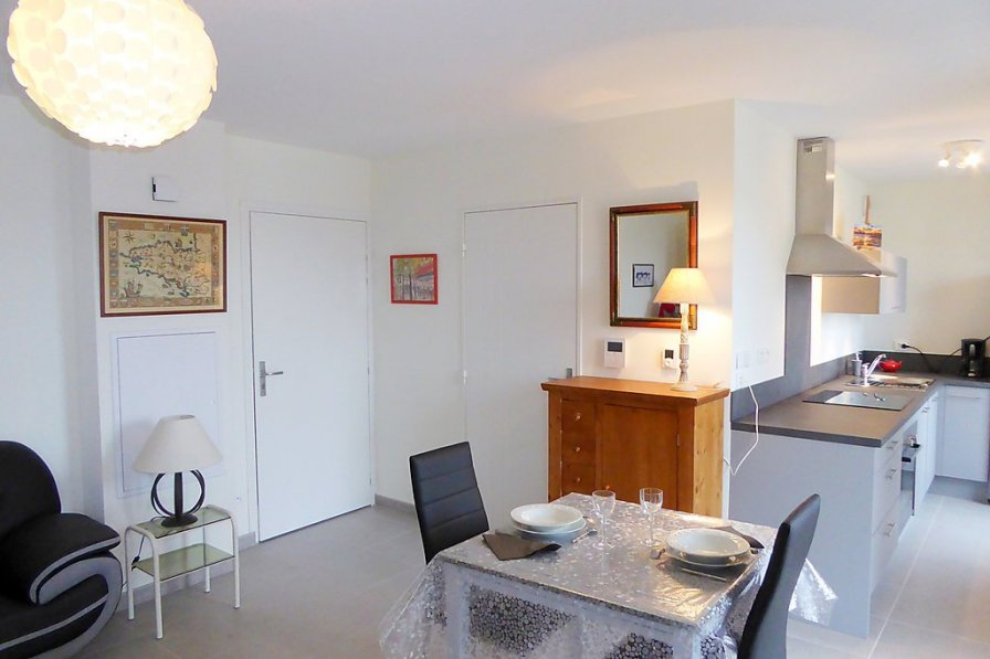 Studio apartment in France, Rocabey