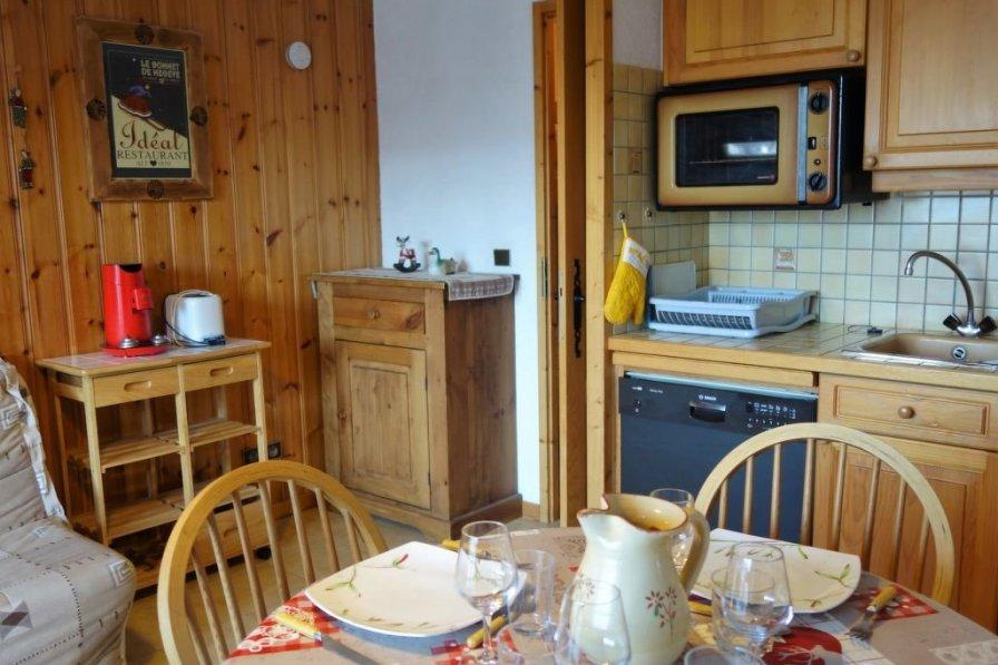 Apartment in France, Saint-Gervais-les-Bains Est