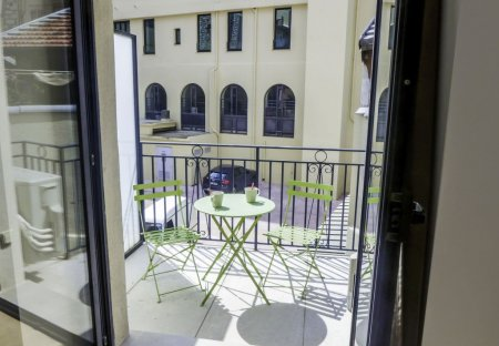 Apartment in Promenade du Paillon, the South of France