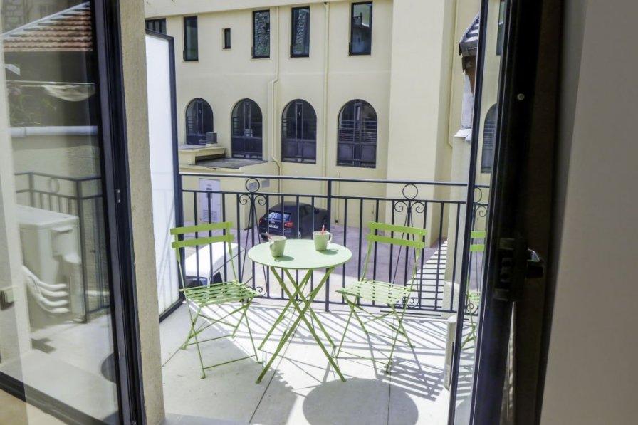 Apartment in France, Promenade du Paillon