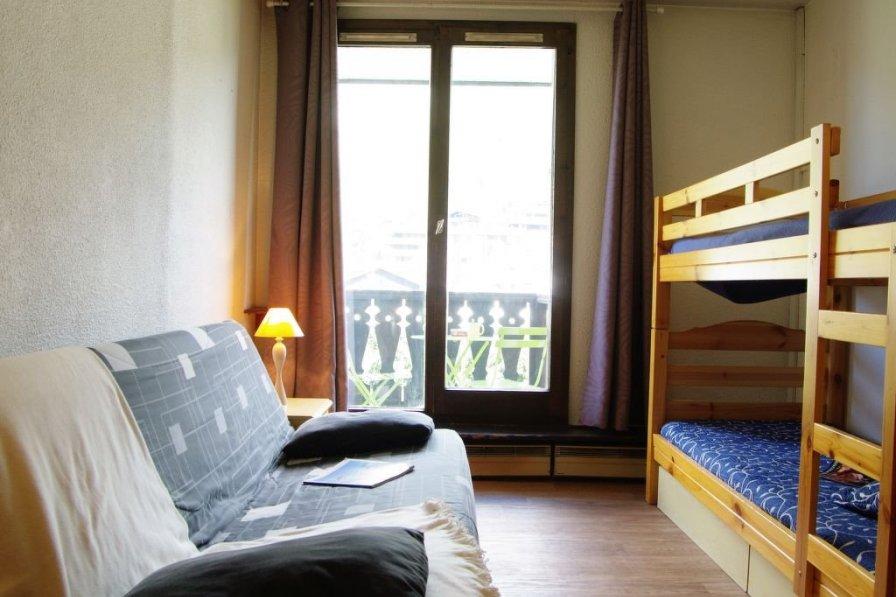 Studio apartment in France, Chamonix Sud Bois du Bouchet