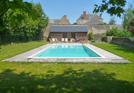 Villa in Thorigné-d'Anjou, France