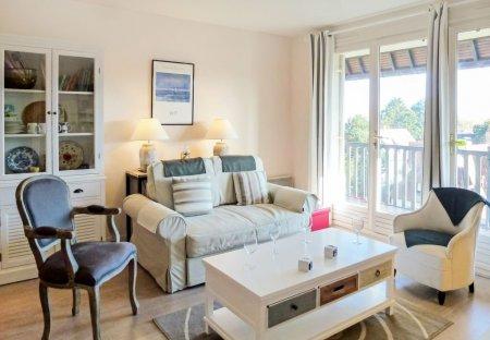 Apartment in Benerville-sur-Mer, France