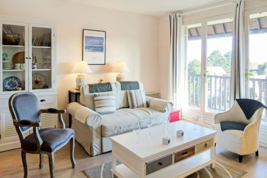 Apartment in France, Benerville-sur-Mer