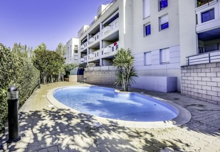 Apartment in Parc des Sports, the South of France