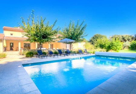House in Mazan, the South of France