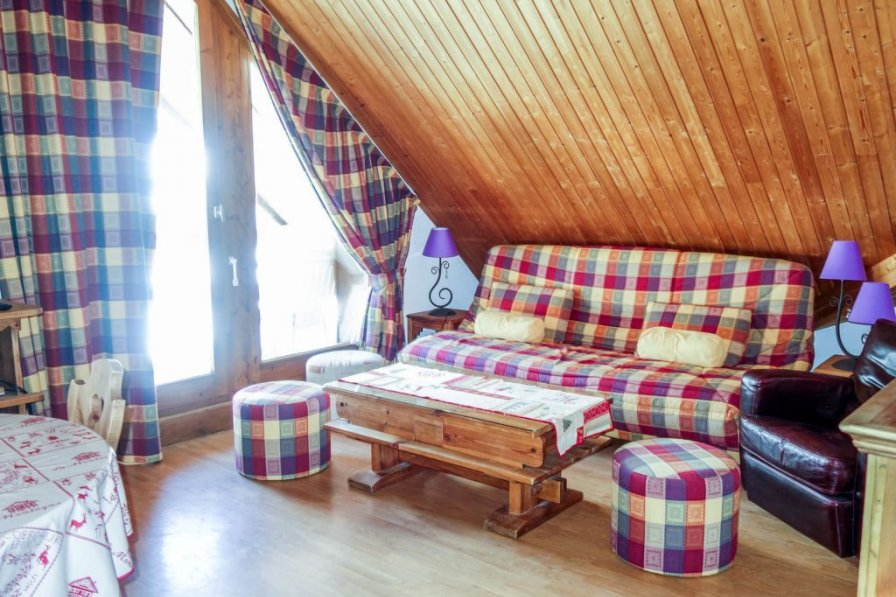 Penthouse apartment in France, Les Contamines-Montjoie