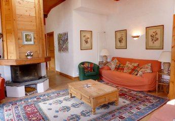 5 bedroom Apartment for rent in Les Contamines-Montjoie
