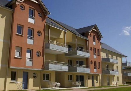 Apartment in Grandcamp-Maisy, France