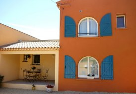 House in Le Grau d'Agde, the South of France