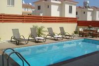 Villa in Cyprus, Nissi Beach: Pool Area