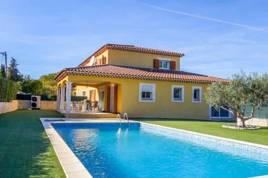 Villa in France, Sud Est Plateau Puyricard