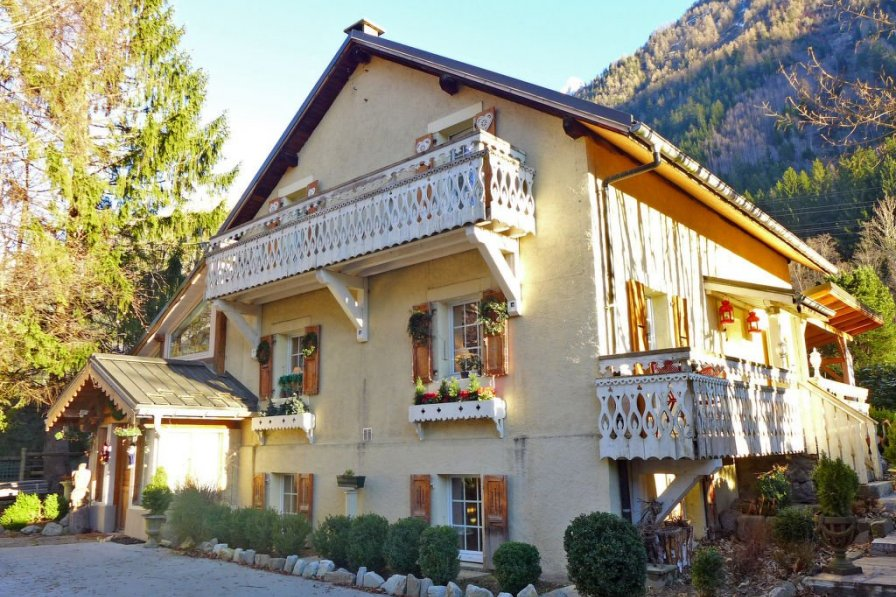 House in France, Les Pelerins Le Betty
