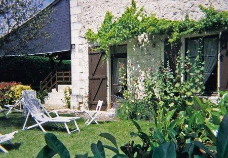 Cottage in Huismes, France