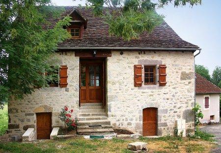 House in La Chapelle-aux-Saints, France