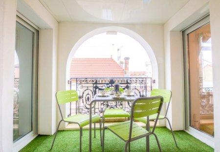 Apartment in Ville d'Ete, France