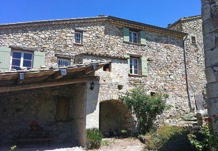 House in Bésignan, France