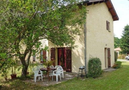 House in Mézos, France