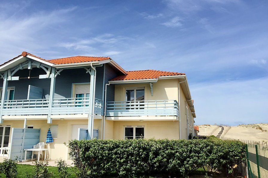 House in France, La Plage-Bourg1