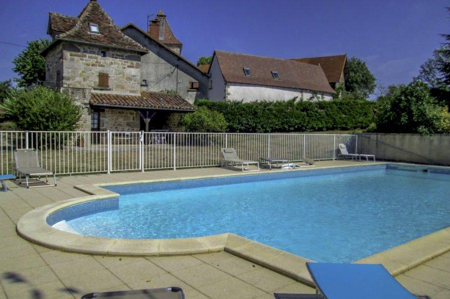 House in France, Saint-Jean-Lagineste: