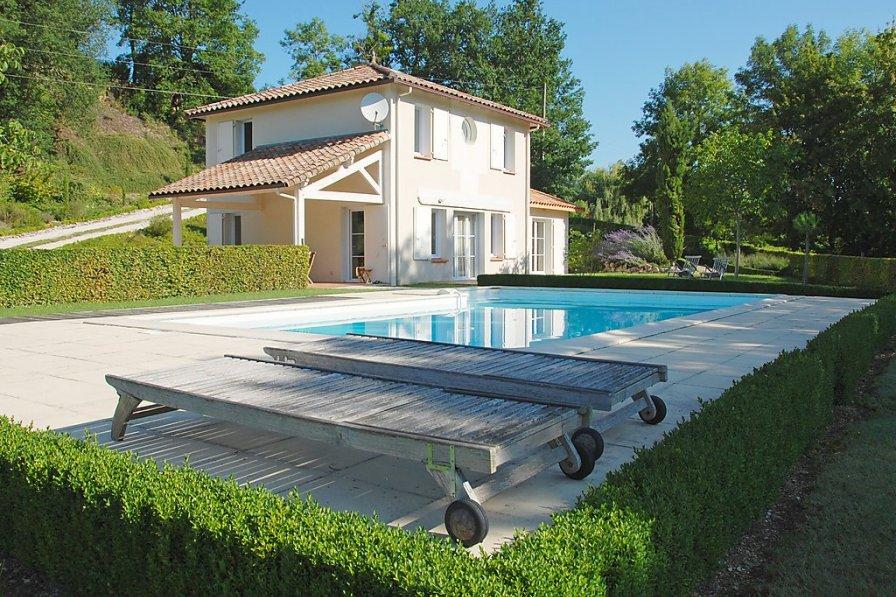 Villa in France, Saint-Pantaléon