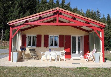 Chalet in Monlet, France