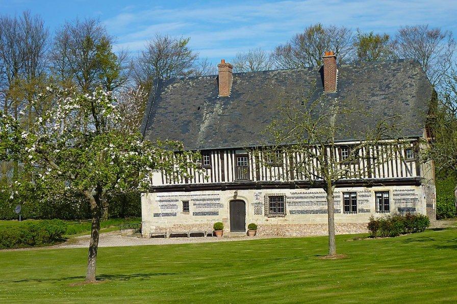 House in France, Criquetot-l'Esneval