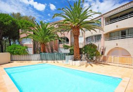 Apartment in Le Cap d'Agde, the South of France