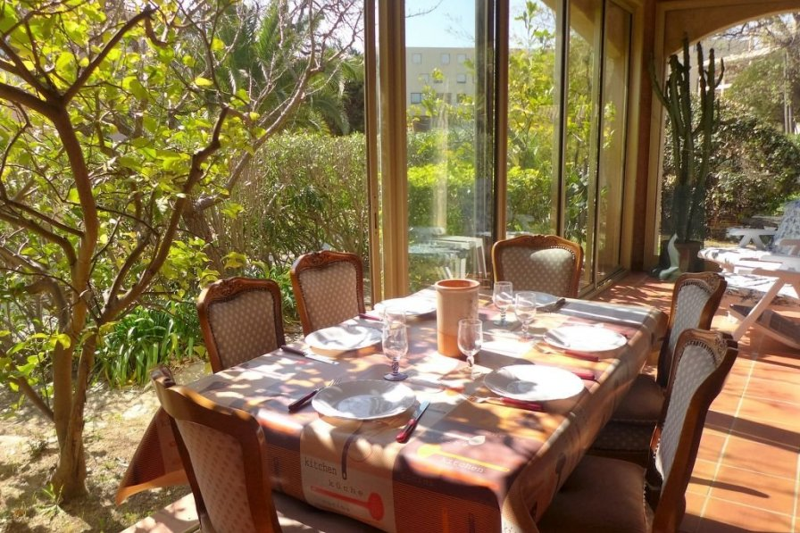 House in France, Bormes-les-Mimosas
