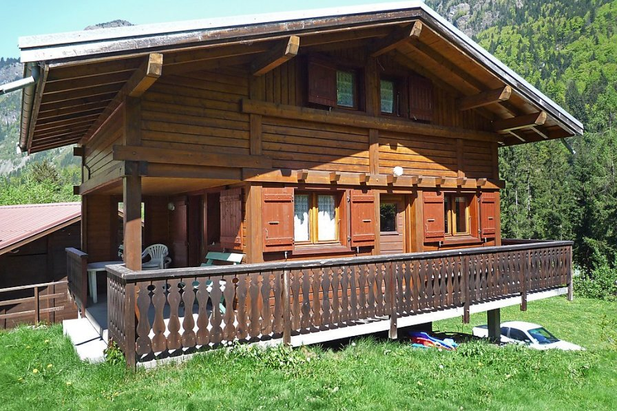 House in France, Les Houches