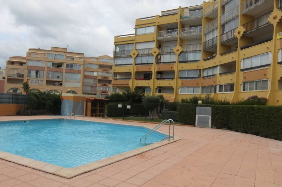 Apartment in France, Le Golf-Mont Saint-Loup